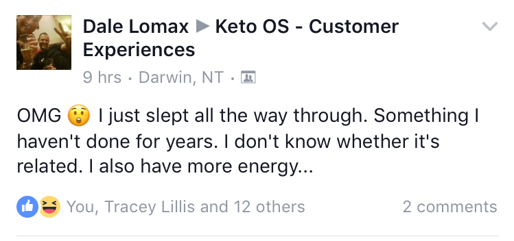 Sleep - Energy - Dale Lomax