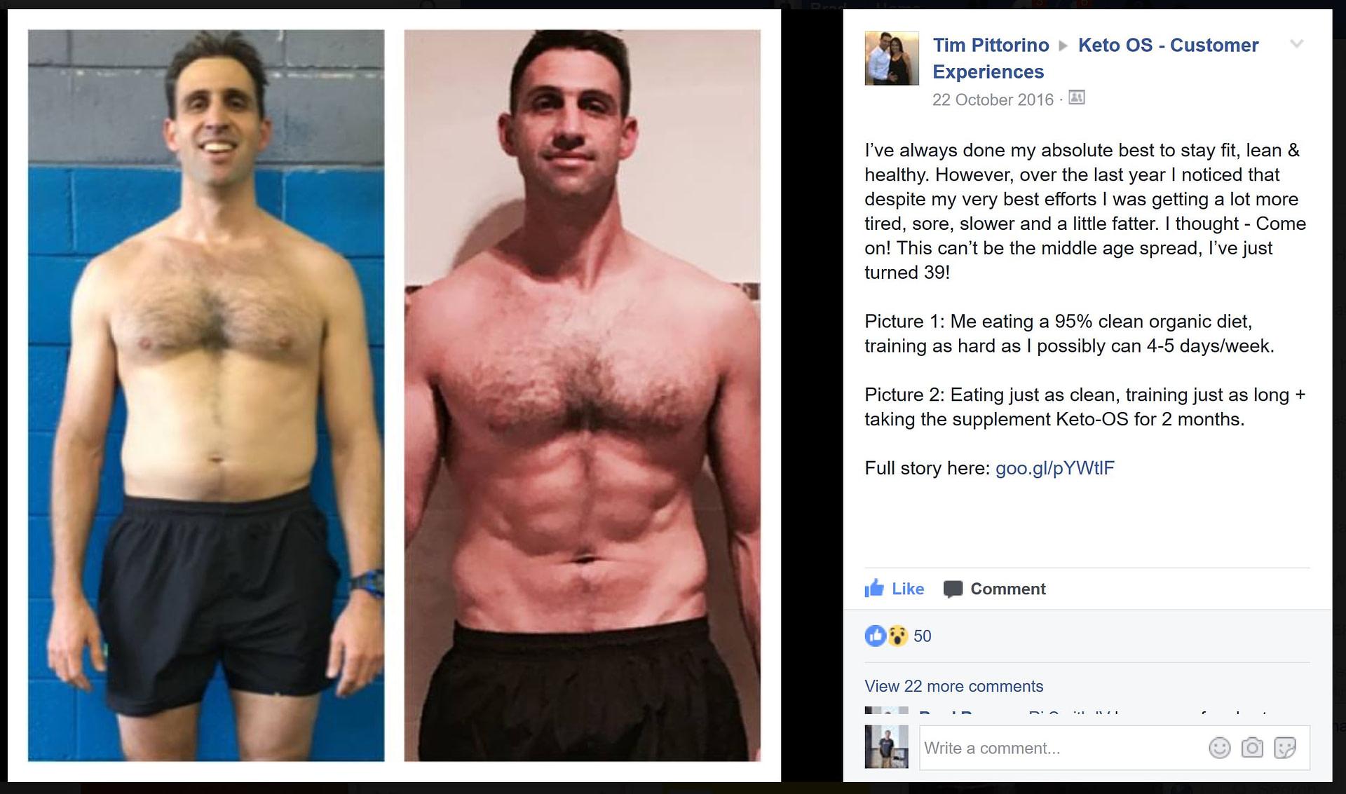 Fat Loss - Stregth Gain - Performance - CrossFit - Tim Pittorino