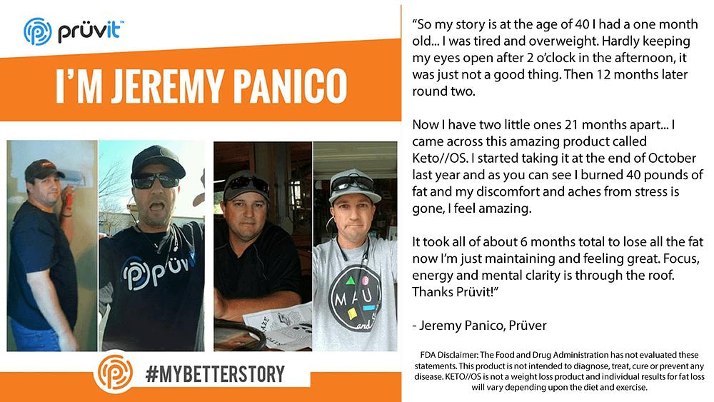 Sleep - Body Fat - Jeremy Panico