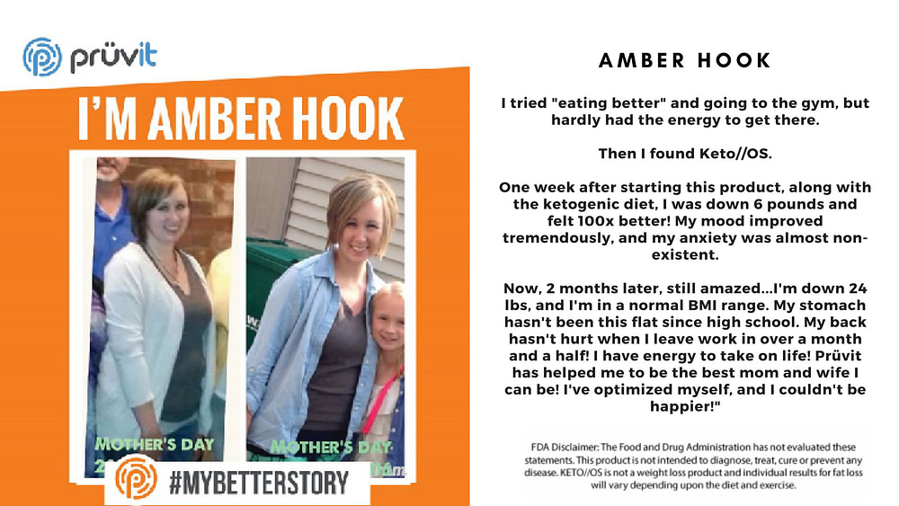 Fat Loss - Mood - Anxiety - Amber Hook