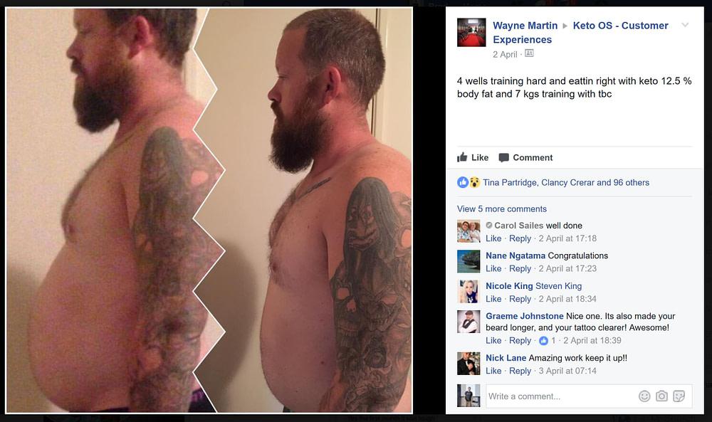 Fat Loss - Wayne Martin
