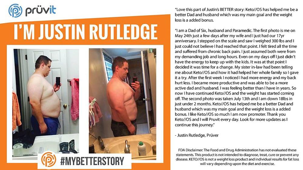 Fat Loss - Pain - Business - Justin Rutledge