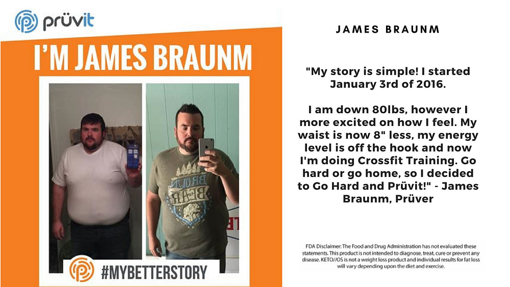 Fat Loss - Energy - James Braunhm