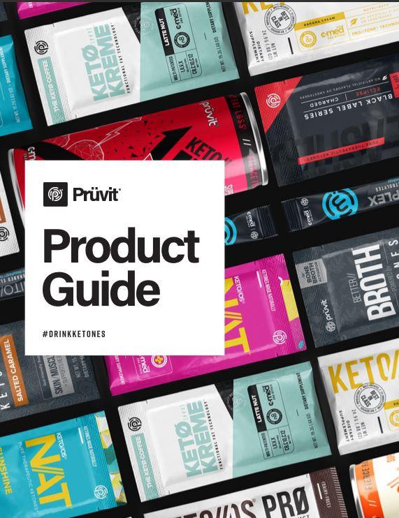 Prüvit Product Guides