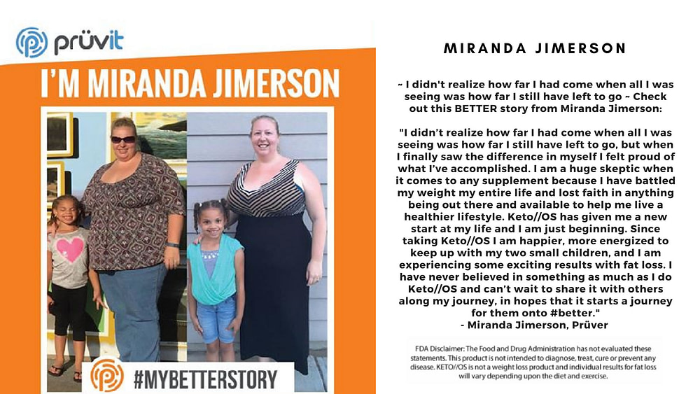 Fat Loss - Miranda Jimerson