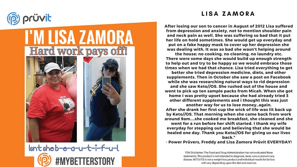 Energy - Depression - Anxiety - Lisa Zamora