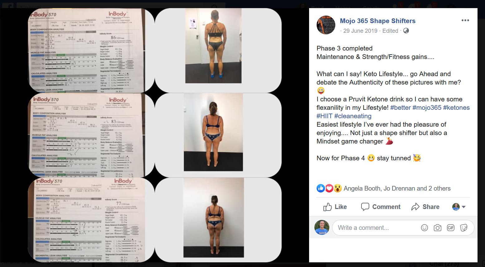 Fat Loss - Strength - Performance - Adrienne Wilkins