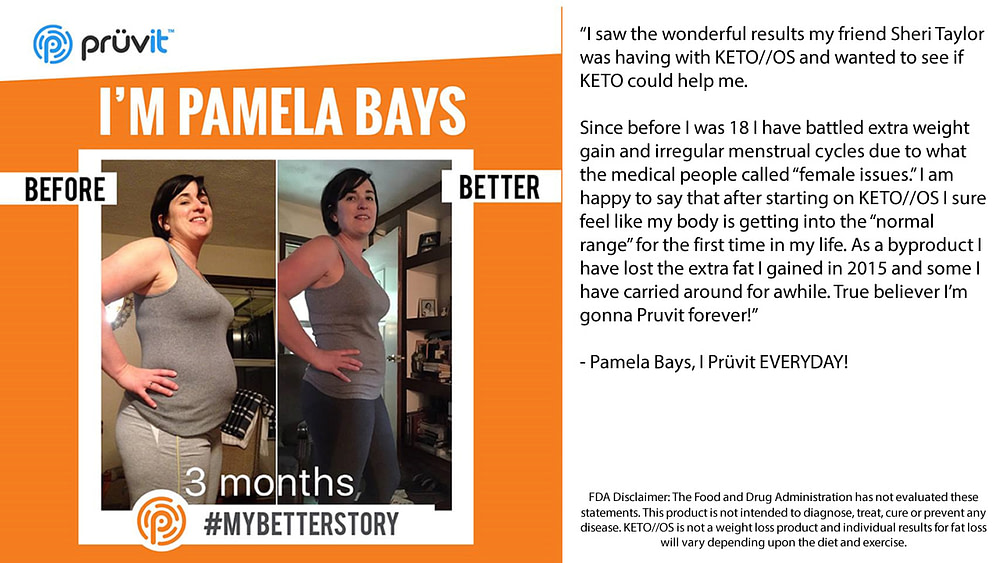 Womens Health - Fat Loss - Pamela Bays