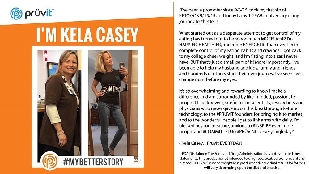 Better Energy - Appetite Supression - Fat Loss - Kela Casey