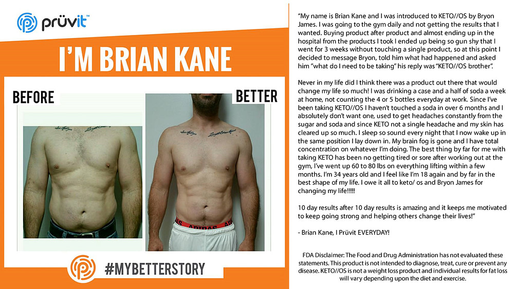 Fat Loss - Clear Skin - Headaches - Better Sleep - Brian Kane